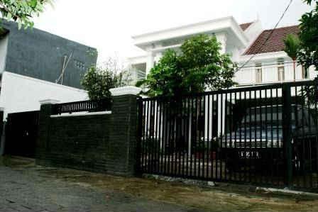 Rumah Di Kemanggisan, Jakarta Barat