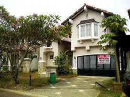 rumah dijual di lippo karawaci, tangerang